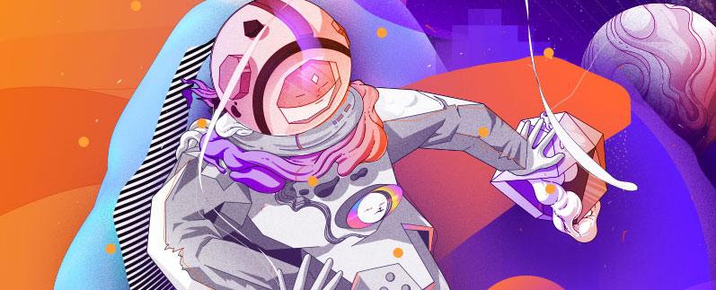 Adobe dévoile un nouveau type de dégradé pour Illustrator CC
