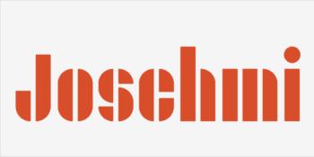Joschmi font by Flavia Zimbardi