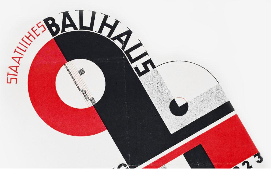 Erik Spiekermann et Adobe recréent des typographies du Bauhaus et organisent un concours