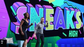 Les annonces « off » d'Adobe MAX 2018